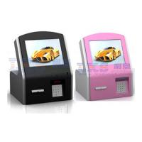 China TCP / IP Network Self Service IC Card Reader Mini Curve With Webcamera on sale