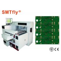 High Performance PCB Scoring Machine For Making V Cut Line SMTfly-YB630 Manufactures