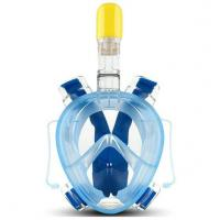 Full Face Snorkel Mask - Anti-leak Seaview 180 Dry Top Free Breath for Adult Manufactures