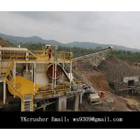 Quality High Hardness Mining Rock Crusher / Double Toggle Jaw Crusher Easy Operated for sale
