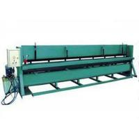 China 380V 50Hz Sheet Metal Cutting Machine With Cr12 Cutting Blade Material on sale