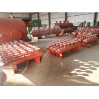 China Industrial Boiler Spare Parts Sub Cylinder Steam Boiler Header Customized Weight on sale
