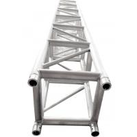 Hardwearing Aluminum Spigot 389mm*389mm Square Truss For Performance , Event Manufactures