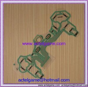 PS3 controller Button Ribbon Repair Keypad Flex Cable circuit board Part vibration SA1Q194A SA1Q160A repair Manufactures