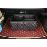 China Waterproof Foldable Car Trunk Organizer Storage Box 57 * 37 * 33cm on sale