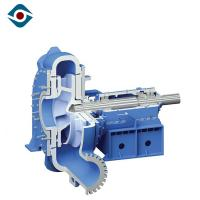 Centrifugal Non Clogging Horizontal Electric Slurry Pump , Recycled Waste Paper Pulp Pump Manufactures