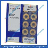 ZCCCT metal carbide turning inserts with competitive price, fast delivery Manufactures