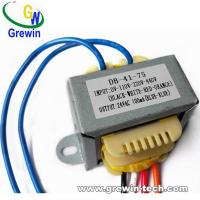 China Ee16 Ee13 Ee28 High Voltage High Frequency Transformer Ferrite Core for Switching Power Supply on sale