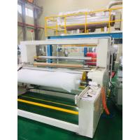 China High Performance Melt Blown Machine 20 - 200g / ㎡ Products Gram Dust Proof on sale
