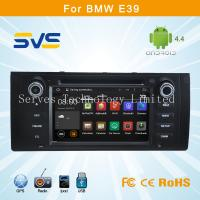 China Android 4.4.4 car dvd player for BMW E39 1996-2003 E53 E38 car radio gps navigation system on sale