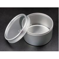 Wedding Aromatherapy Metal Tins For Candles , 80oz Travel Tin Candles HACCP Manufactures