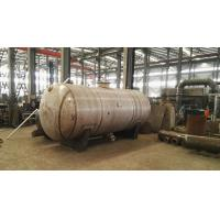 China Liquid / Air Storage Pressure Vessel Tank with Stainless Steel Carbon Steel on sale