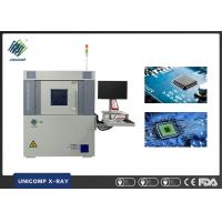 2.5D Titling Electronics X Ray Machine 40W Rotation 360° With 6 Axis Movement Manufactures