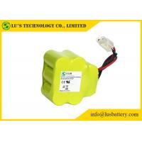 China 9.6V battery pack 3000 mah rechargeable NIMH batteries with wires and connector in size SC ni-mh cell 1.2V on sale
