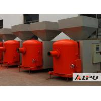 Environmental Friendly Biomass Burner Matched With High Humidity Material Industrial Drying Equipment Manufactures