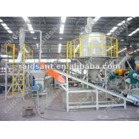 Durable Waste Tyre Recycling Plant , Automobile Industry Tire Recycling Machine Manufactures