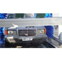 Fast Speed Tunnel Car Washing Machine Effective With Blue Brush Manufactures