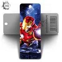 5.8X15.5CM 3D Lenticular Bookmark With Display For Students / Kids Manufactures