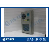 500W High Intelligence Heat Pipe Heat Exchanger / 50W/K Cabinet Heat Exchanger With Outcover Manufactures