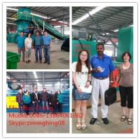 Professional cardboard automatic baler/ automatic baling for waste paper and plastic film