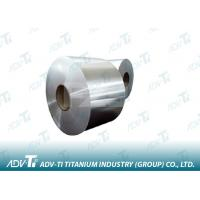 0.01mm Medical Titanium Foil Sheet Cold Rolled With Pickling / Sand-blasted Surface Manufactures