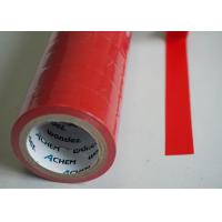 6 m Various Color PVC Electrical Tape With ISO SGS And ROHS Certificated Manufactures