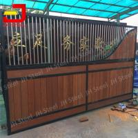 high quality modular horse equine products stable stalls front panel Manufactures