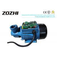 Electric Vortex Peripheral Water Pump Brass Impeller 90 L/ Min Flow For House Manufactures