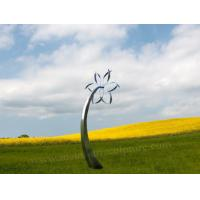Star Tree Design Modern Outdoor Sculpture As External Decoration OEM And ODM Manufactures