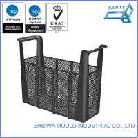 Buy cheap Fashion Plastic Injection Home Appliance Mould Parts Black Color Long Life Span from wholesalers