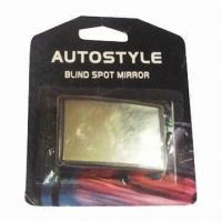 China Blind Spot Mirror, Fits all Car, Truck, Vans and RVS, with Self Adhesive on sale
