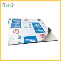 China Aluminium Honeycomb Panel Surface Protection Film PE Foil Damage Proof on sale