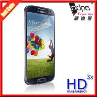 new arrival clear matte screen protector for samsung galaxy s4 Manufactures