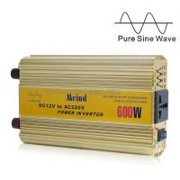 China Meind Sufficient 600W Pure Sine Wave DC to AC Universal Socket Power Inverter on sale