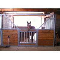 Good Quality China Supplied Galvanized Sliding Horse Stable Fronts Manufactures