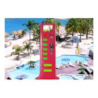 Advertising Information Quick Cell Phone Charging Kiosk for Resorts / Tourist Attraction / Scenic Spots Manufactures