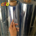 Transparent Protective Plastic Film Sheet , Flexible Clear PVC Film Rolls Manufactures
