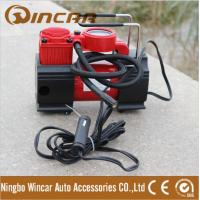 Auto Mini Air Compressor/12v dc Electric Air Compressor/Portable Tire Inflator Manufactures