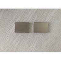 Sintered Neodymium Iron Boron Magnets Permanent Magnetic F 2.5 * 2.5 * 1.6mm Manufactures