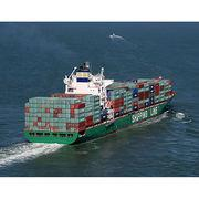 MSC Global Sea Cargo Services From China To Sweden Norway Iceland Manufactures