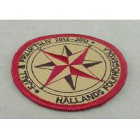 China Clothes Custom Embroidery Patches USA Military Personalized Patches on sale