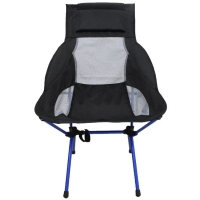 China 1000D polyester Folding Camping Chair on sale