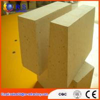 China Special Bauxite Chamotte High Alumina Refractory Brick 230 X 114 X 65mm on sale