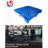 China Electric Thermoplastic Tray Injection Molding Machine 165mm Ejector Stroke on sale