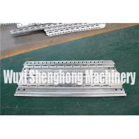 Structural Metal Deck Roll Forming Machine / Roof Sheet Making Machine Manufactures