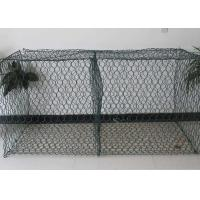 Erosion Control Gabion Wall Fence Rock Gabion Baskets For Scour Protection Manufactures