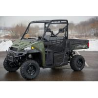 Polaris Ranger Xp 900 Sage Green Gas Utility Vehicles With Windshield And Doors Manufactures