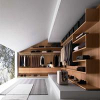 Quality New Metal Plate Wardrobe Step-in Cloakroom Exhibition hall display wardrobe for sale