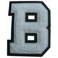 Decorative Colorful Custom Chenille Varsity Letters Business Gift Manufactures