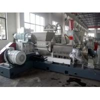 Single Screw Rubber Granules Making Machine For Automobile Air Condition Hose Manufactures